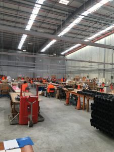 FActory occupants and processes
