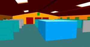Massey Equine Vet School Simulation Model 2